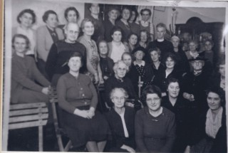 Mother's Union meeting about 1950 | (Deacon)