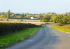 Cambridge Road towards Newton