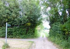Donkey Lane to Hauxton