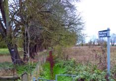 Haslingfield Road to Barrington