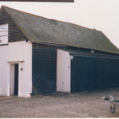 1994; No 49 High St outbuildings used for the dairy until 1989 | (Deacon)