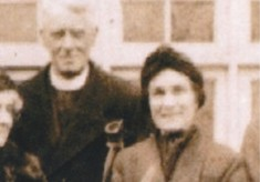 Rev Harry & Doris Bisseker