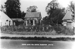 No 21 High Street - Dovecote Tearooms. | (Deacon)