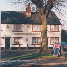 No 21 High Street - The Three Horseshoes 1994 | (Deacon)