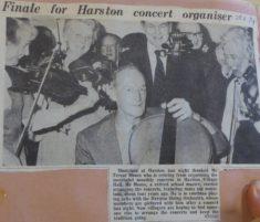 Trevor Moore, concert organiser