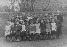 Harston School Class 1918-19