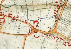 Inclosure Map 1799