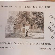 Baptist chapel 1911(Deacon) | (Deacon)