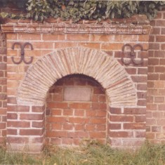 Vicarage wall artesian well, corner of Church St & Haslingfield Rd | (Deacon)