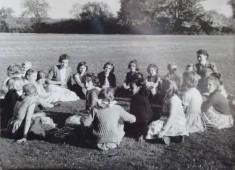 Wednesday club at Baptist Chapel 1959ish