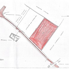Lawrance Lea plot 1934 | (Roadley)