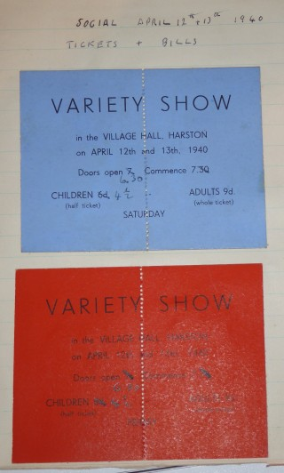 Scout Variety Show 1940 | (Summerfield)