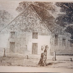 Baptist Chapel built 1800 Chapel Lane | (Deacon)