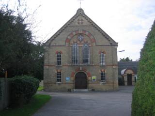 Present Baptist Church, Chapel Lane 2014   (Roadley)