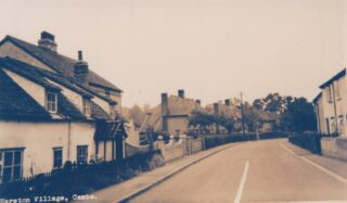 late 1930s No 5 Church St to left with 3 dormer, 2 porches. | (Deacon)