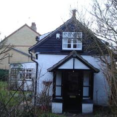 No 5 Church St end porch 2014 | (Griffin)