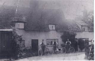 Fountain Farm No 41 Church St, now Fountain Cottage | (Deacon)