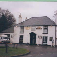 May 1998. No 2 Pemberton Arms. | (Deacon)