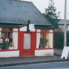 Jan 2001.  Hairs & Graces .  where this business first started, moved 2008 to No 49 High Street | (Deacon)