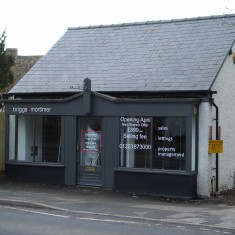 March 2015.  Briggs & Mortimer estate agent opened. | (Griffin)