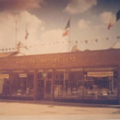 Date unknown. No 140. Harston Motors | (Deacon)