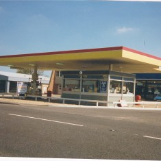 Post 1994. No 140 Lancaster petrol court & service station. | (Deacon)