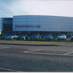 2005. No 140 Porsche Centre Cambridge | (Deacon)