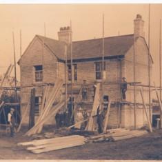 Pre 1965. No 142 being built. | (Deacon)