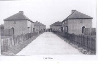 Circa 1934. First (Original) build Manor Close | (Deacon)