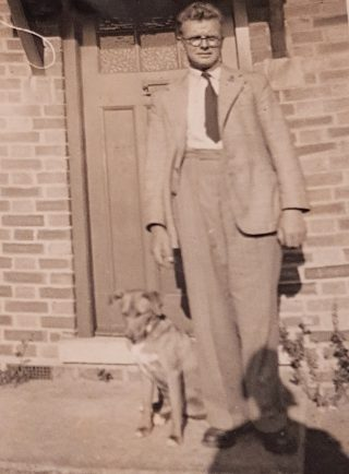 William Charles Payne 5 Manor close 1951 | (P Froom)