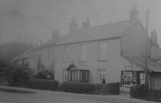 No 5 Royston Rd with the old Post Office to the right | (Stocker)