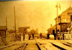 Harston Station