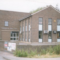 1999. Tanner & Hall's offices, Station Rd | (Deacon)