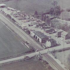 Tanner & Hall Station Rd 1976 | (Steve Bowller)