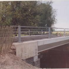 Haslingfield Road bridge after replacement 1989 | (Deacon)