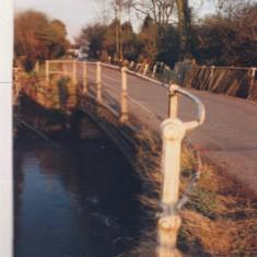 Haslingfield Road bridge before replacement 1989 | (Deacon)