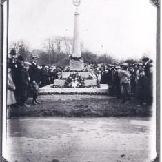 War memorial possibly unveiling | (Deacon)