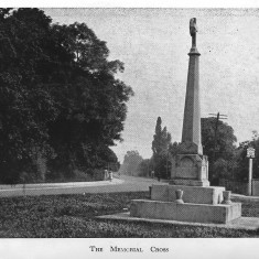 War Memorial pre 1937 | (Greene)