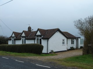 Old Windmill Cottage Newton Rd 2014 | (Griffin)