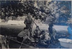 Hinxton Scout Camp 1934 squirrel's kitchen