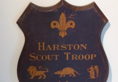 The early Harston Scouts from 1933