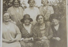 Women's Institute Beginnings
