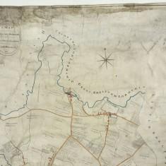 North part of Harston parish and Hauxton
