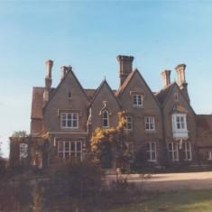 High St, Park House 1986   (Deacon)