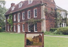Harston House design