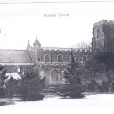 Church 1910 taken from Vicarage Garden | (Deacon)