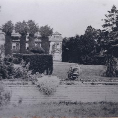 Rear of Harston Manor | (Deacon)