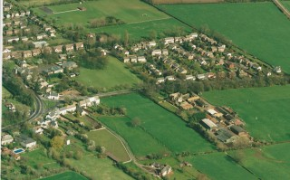 Harston aerial view | (Bull)