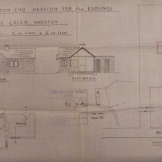 1932 Edmunds bungalow Button End  | (CRO)