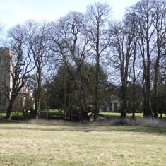 Harston church & Manor house 2015 | (Roadley)